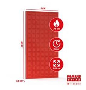 MAUS STIXX - Fire Suppression Sticker - 1301-30