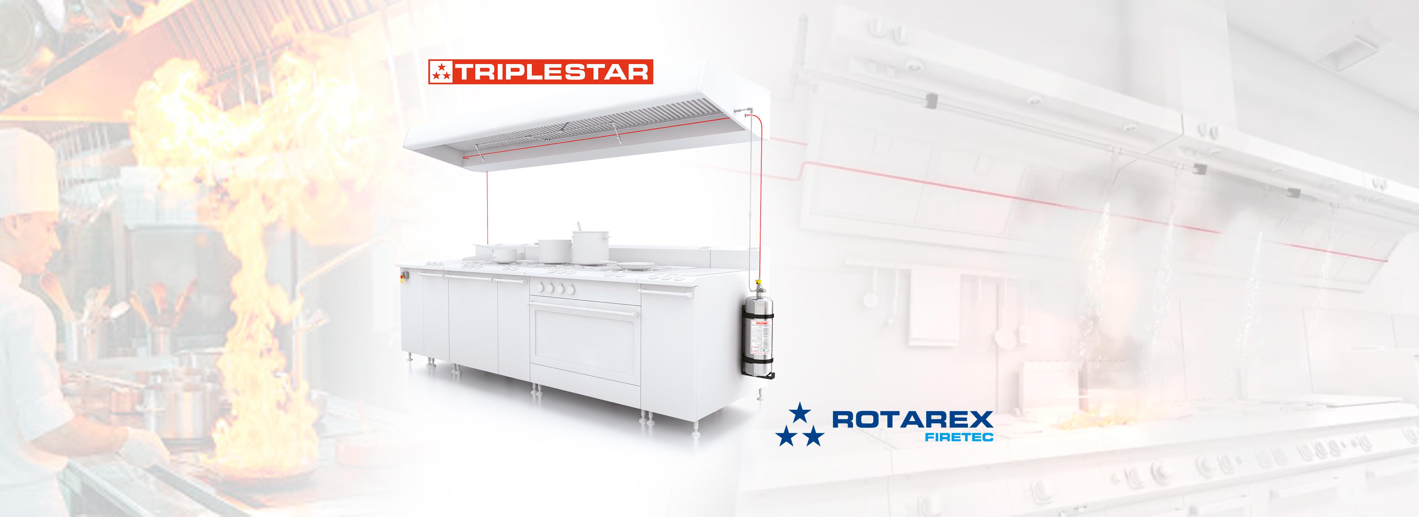 TRIPLESTAR - ROTAREX